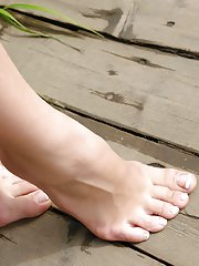 Teens Foot Fetish features fresh girls who have never been on camera parading their lovely feet around and just teasing a foot lovers soul out. Ready